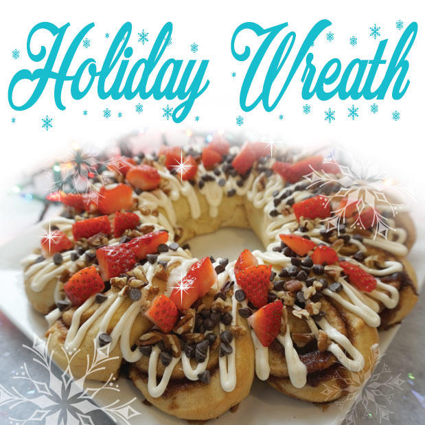 Image of Wreath Cake