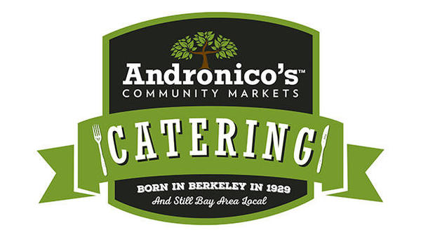 Andronico's' Catering! Image of a tree.