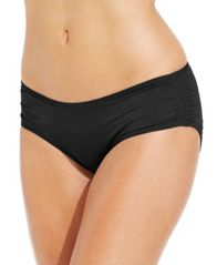 Image of Coco Reef Ruched Hipster Bikini Bottoms