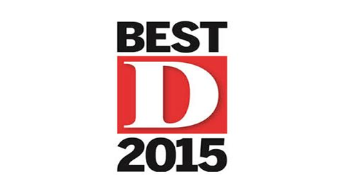 Voted One of D Magazine's Best Insurance Agents for 2015
