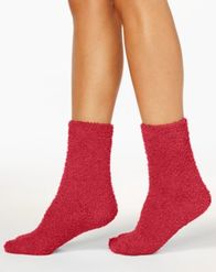 Image of Charter Club Women's Supersoft Cozy Socks, Created for Macy's