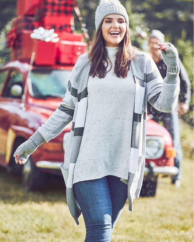 Lane Bryant Plus Size Sweaters