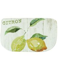 "Image of Bacova Kitchen, Citron 18"" x 30"" Memory Foam Rug"
