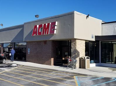 Acme Markets store front picture at 576 River Rd in Fair Haven NJ
