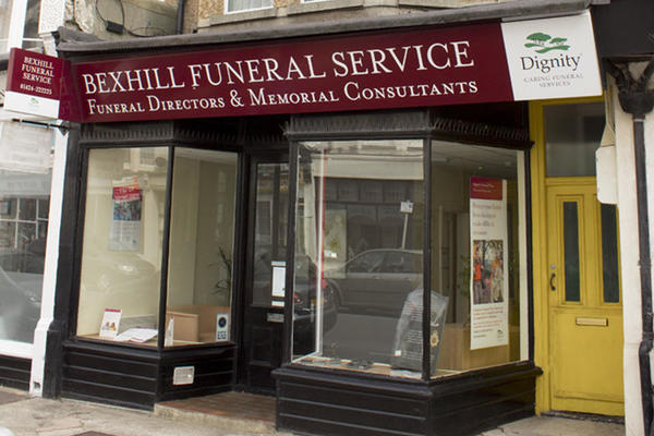 Bexhill Funeral Directors in Bexhill-on-Sea