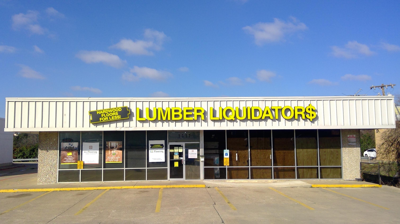 Ll Flooring Lumber Liquidators 1077 Plano 1717 N Central Expy