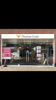 Thomas Cook Travel Store Solihull High St Travel Agent