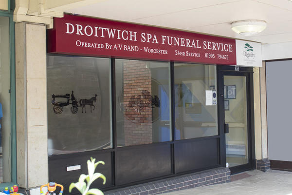Droitwich Spa Funeral Directors in Droitwich