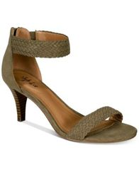 Image of Style & Co Pattyy Braided Two-Piece Dress Sandals, Created for Macy's