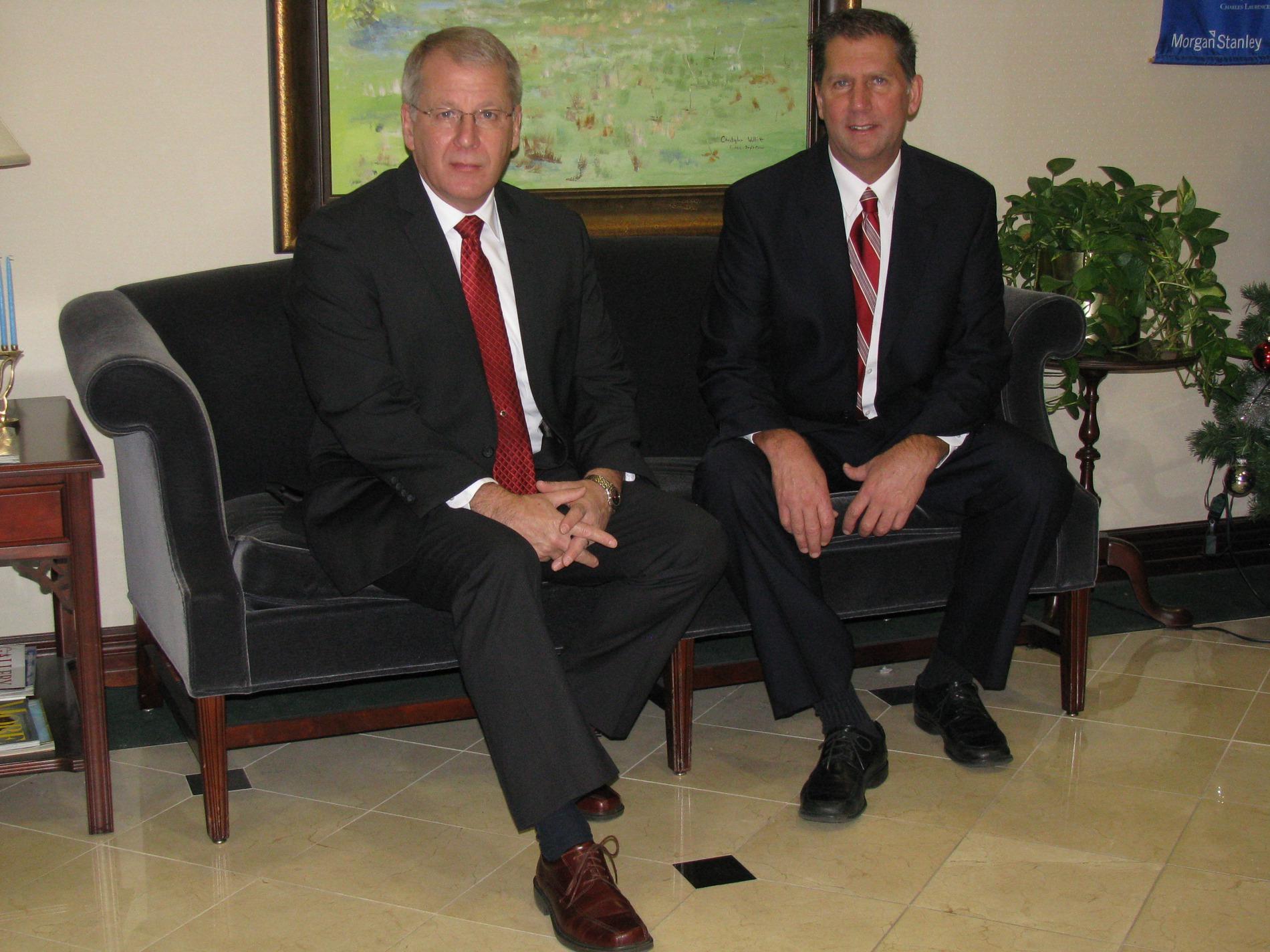 The Burns Haurin Group   Doylestown, PA   Morgan Stanley