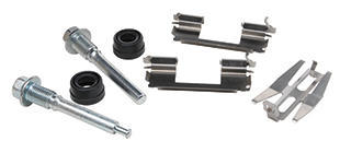 Brake Disc Hardware Kits
