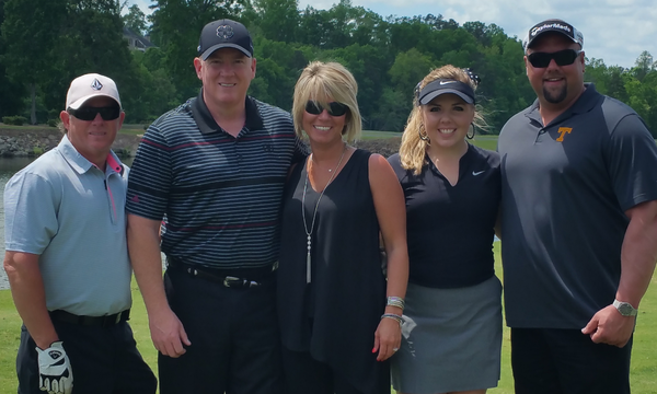 Golf Tournament - Carole Worthan Agency