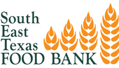 Proud supporter of the Southeast Texas Food Bank.