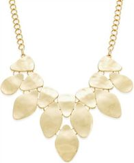 Image of I.N.C. Bib Necklace, Created for Macy's