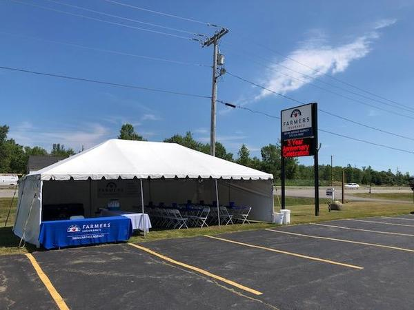 "2018 Customer Appreciation ""Big Top"""