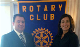 District Attorney Visits Rotary
