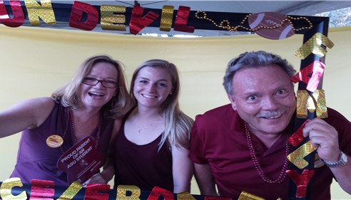 Madeline Moore, Zenefits, Arizona State University, ASU Parents Weekend, Tempe Arizona