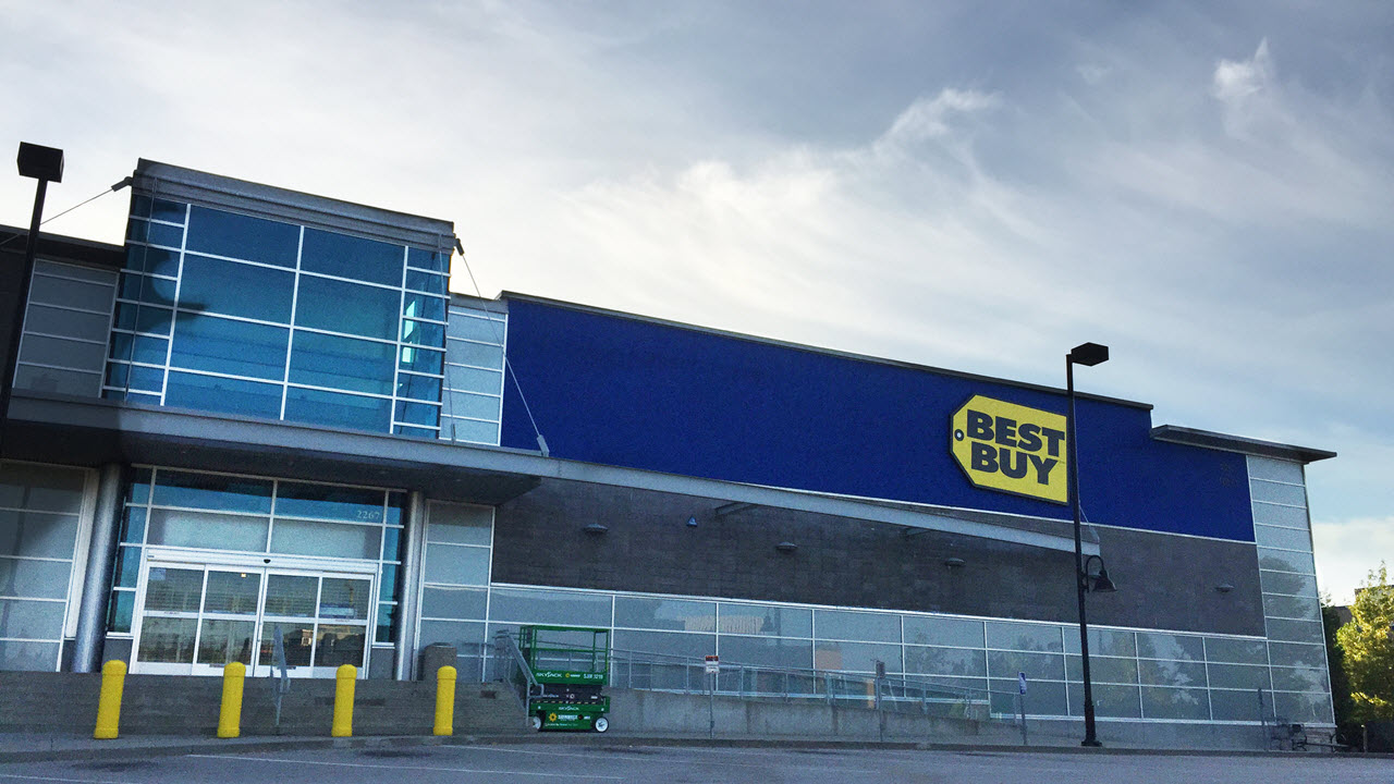 Best Buy South Surrey