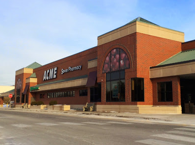 Acme Markets store front picture at 124 Morton Ave in Folsom PA