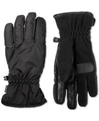 Image of Isotoner Men's Touchscreen Gloves