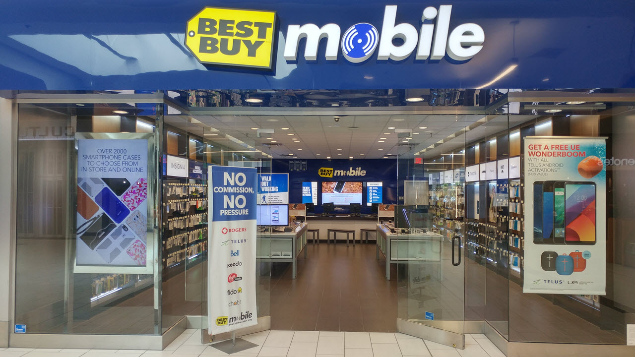 Best Buy Mobile Woodgrove Centre In Nanaimo, BC | Best Buy