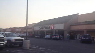 Safeway Store Front Picture at 203 S Mountain Ave in Springerville AZ