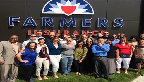 Met some great insurance agents at the University of Farmers® in Grand Rapids,MI