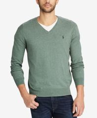 Image of Polo Ralph Lauren Men's V-Neck Sweater