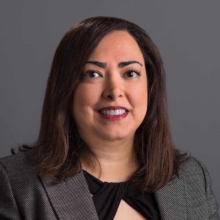 Headshot photo of Samira Ghorbani, DMD