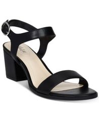 Image of Style & Co Mollee Block-Heel Sandals, Created for Macy's