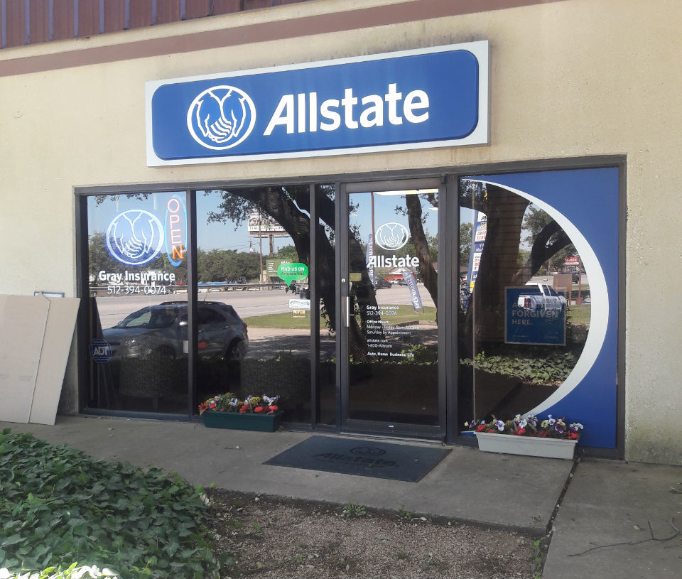 Allstate Insurance Quote: Car Insurance In Austin, TX - Gray Insurance Agency