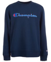 Image of Champion Big Boys Heritage Logo Sweatshirt