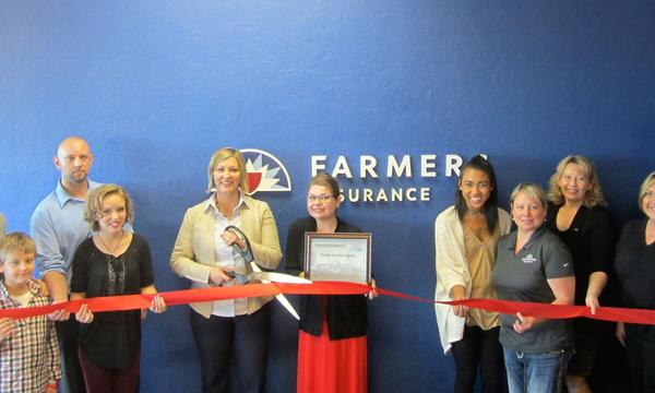 Ribbon Cutting with The Greater Oklahoma Chamber of Commerce