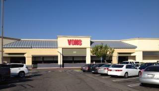 Vons Store Front Picture at 330 W El Norte Pkwy in Escondido CA