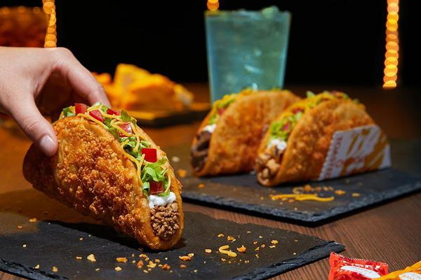 The Toasted Cheddar Chalupa Is Here