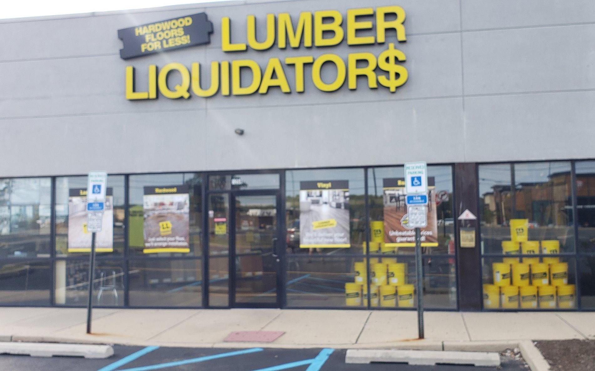 Lumber Liquidators Flooring 1297 Toms River 1258