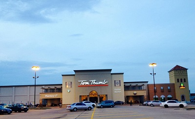 Tom Thumb Store Front Picture at 1380 W Campbell Rd in Richardson TX