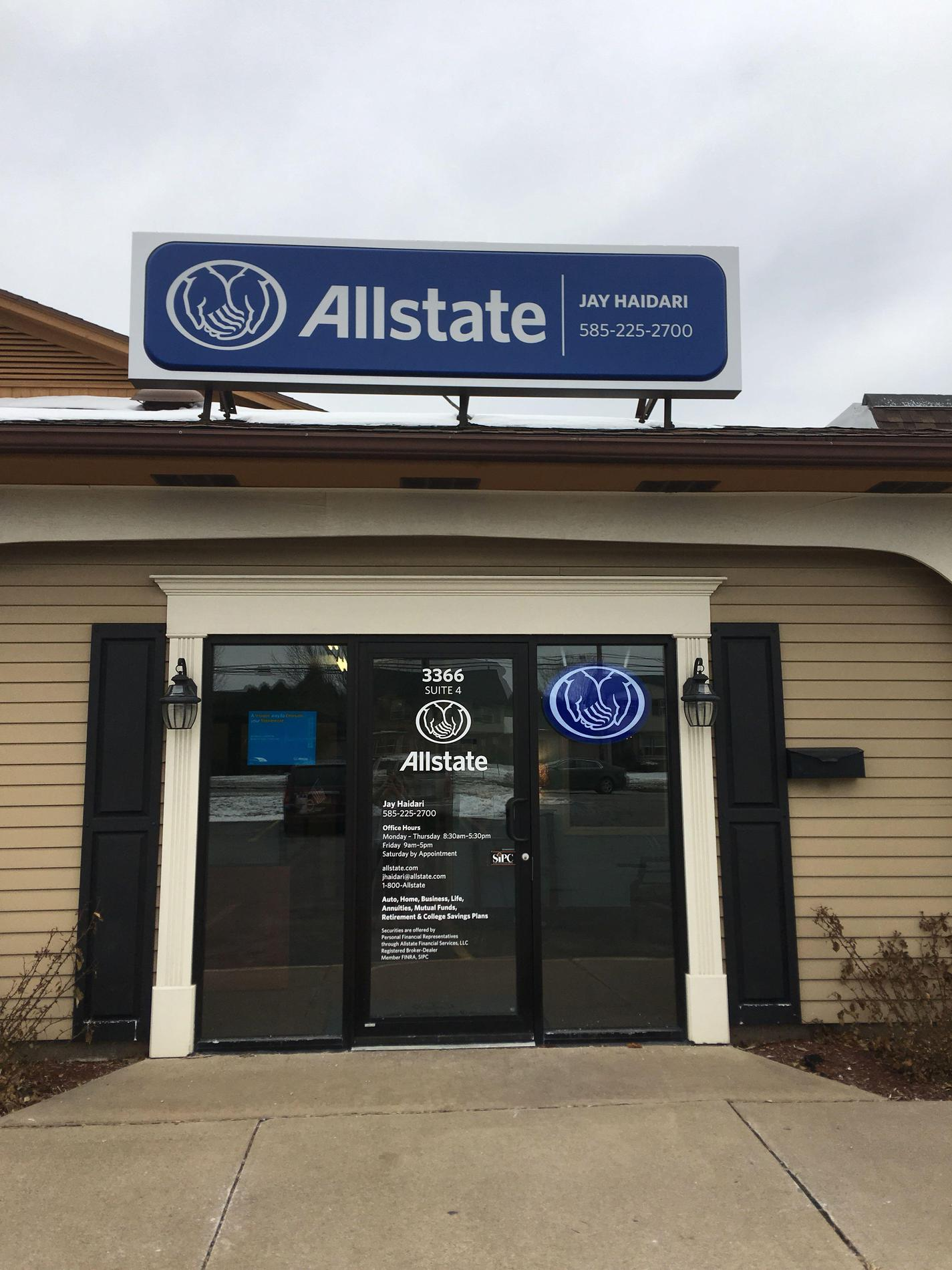 Allstate | Car Insurance in Rochester, NY - Jessica Guay