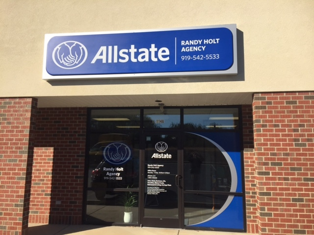 Allstate | Car Insurance in Pittsboro, NC - Randy Holt