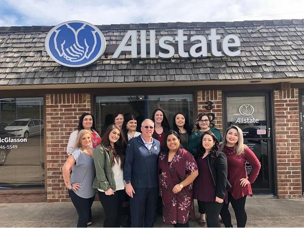allstate car insurance in fort worth tx mcglasson