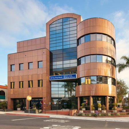 UC San Diego Health – Fourth & Lewis Medical Offices, Hillcrest building.