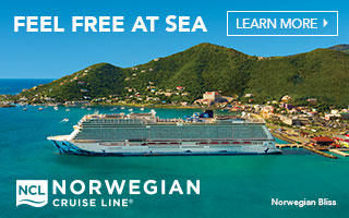 Feel Free at Sea – Choose up to 5 Free Offers*