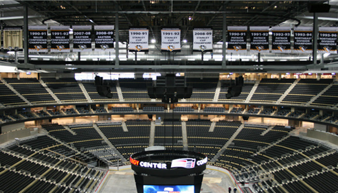 Consol Energy Center:  Pittsburgh, PA