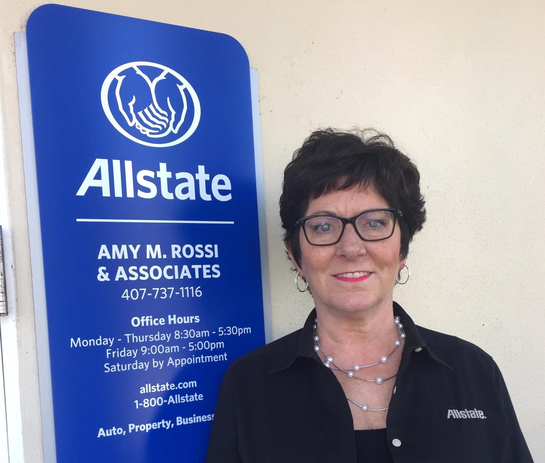 Allstate Customer Care >> Allstate Car Insurance In Orlando Fl Amy Rossi
