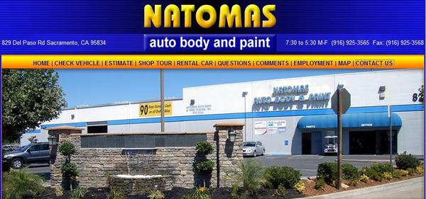 Natomas Auto Body and Paint