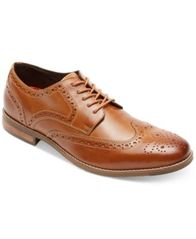 Image of Rockport Men's Style Purpose Wingtip Oxfords