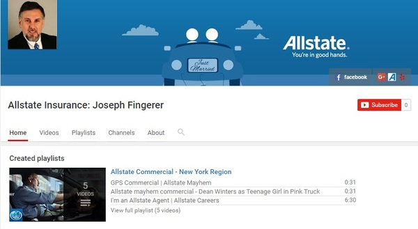 Joseph Fingerer - Joseph Fingerer YouTube Channel