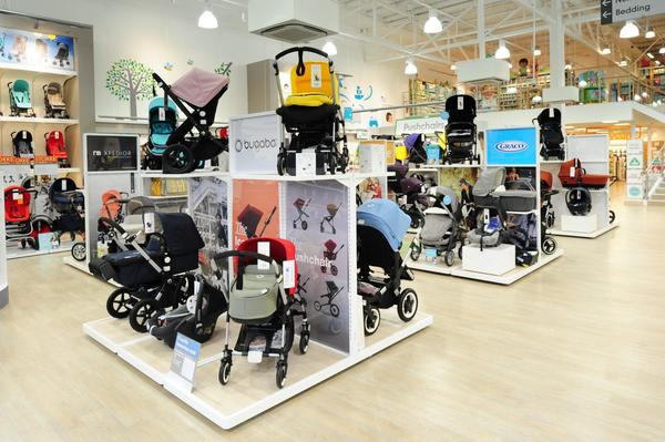 Mothercare Sprucefield pushchairs