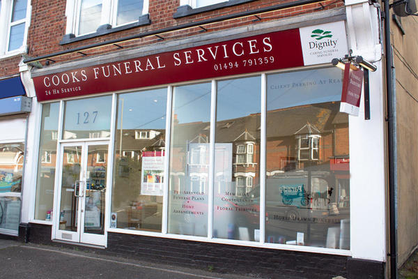 Cooks Funeral Directors in Chesham