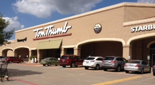 Tom Thumb Storefront Picture at 4112 N Josey in Carrollton TX